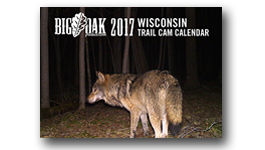Trail Cam Wildlife Calendar